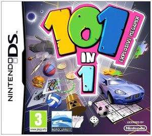 101-in-1 Explosive Megamix for Nintendo DS
