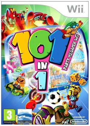 101-in-1 Party Megamix for Wii
