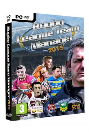 Rugby League Team Manager 2015 for Windows PC