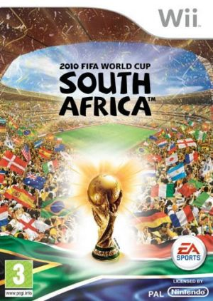 2010 FIFA World Cup South Africa for Wii