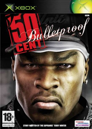 50 Cent: Bulletproof for Xbox
