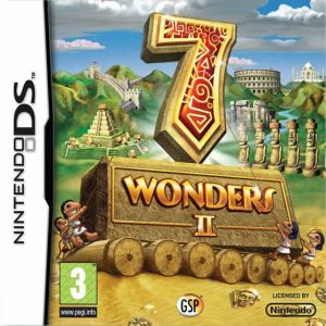 7 Wonders II for Nintendo DS