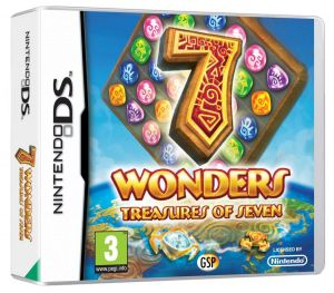 7 Wonders: Treasures of Seven for Nintendo DS