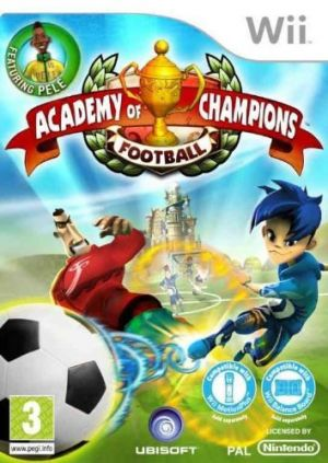 Academy of Champions: Football for Wii
