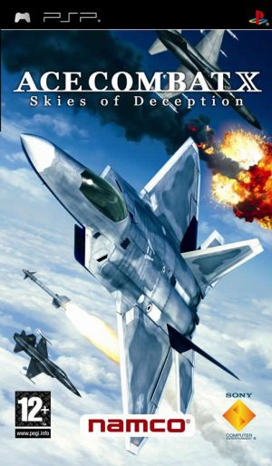 Ace Combat X: Skies of Deception for Sony PSP