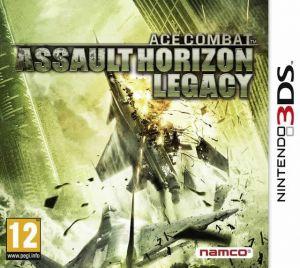 Ace Combat: Assault Horizon Legacy for Nintendo 3DS