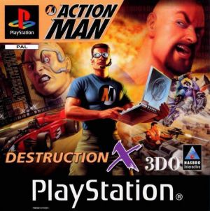 Action Man: Destruction X for PlayStation