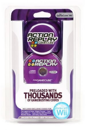 Action Replay for GameCube for GameCube