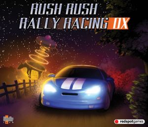 Rush Rush Rally Racing [Deluxe Edition] for Dreamcast