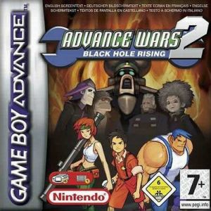 Advance Wars 2: Black Hole Rising for Game Boy Advance