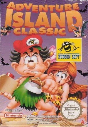 Adventure Island Classic for NES