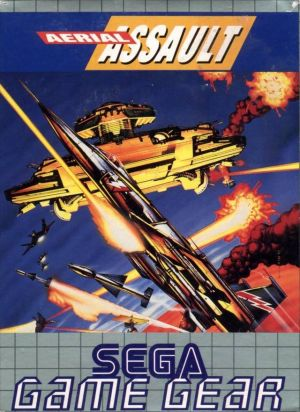 Aerial Assault for Sega Game Gear