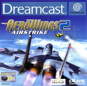 AeroWings 2: Airstrike for Dreamcast