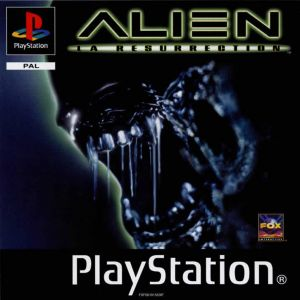 alien resurrection for PlayStation