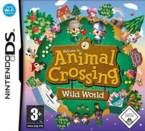Animal Crossing: Wild World for Nintendo DS