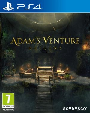 Adam's Venture: Origins for PlayStation 4
