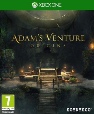 Adam's Venture Origin's for Xbox One