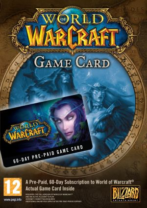 World of Warcraft - 60 Days (S) for Windows PC
