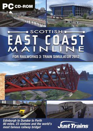 Scottish East Coast Mainline - Add-On for Railworks 3 for Windows PC