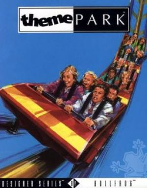 Theme Park [CD-ROM] for MS-DOS
