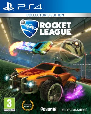 Rocket League [Collector's Edition] for PlayStation 4