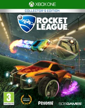 Rocket League [Collector's Edition] for Xbox One