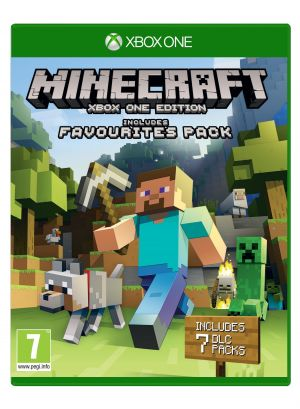 Minecraft + Favorites Pack for Xbox One