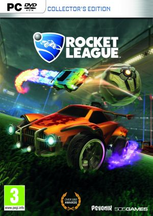 Rocket League [Collector's Edition] for Windows PC