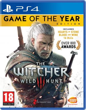 Witcher 3: Wild Hunt [GOTY Edition] for PlayStation 4