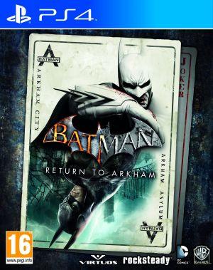 Batman: Return To Arkham for PlayStation 4
