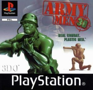 Army Men 3D for PlayStation