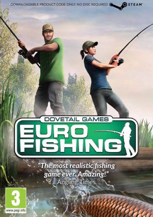 Dovetail Games Euro Fishing (S) for Windows PC
