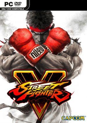 Street Fighter V (12) (S) for Windows PC