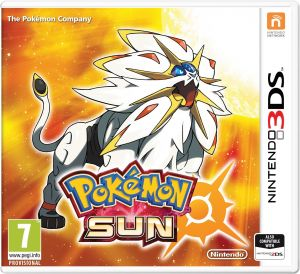Pokémon Sun for Nintendo 3DS