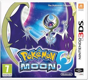 Pokémon Moon for Nintendo 3DS