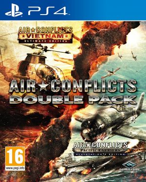 Air Conflicts - Double Pack for PlayStation 4
