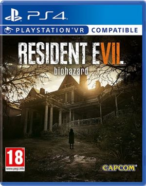 Resident Evil 7: Biohazard for PlayStation 4