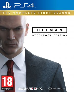 Hitman: The Complete First Season (No DLC) for PlayStation 4