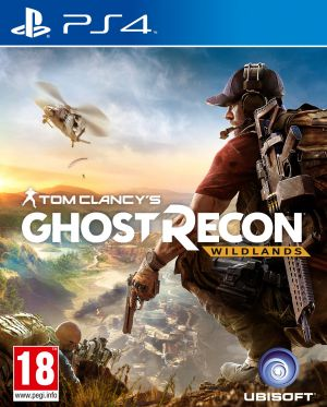 Tom Clancy's Ghost Recon: Wildlands for PlayStation 4