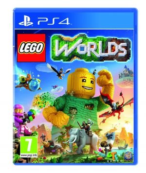 LEGO Worlds for PlayStation 4