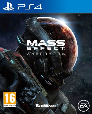 Mass Effect: Andromeda for PlayStation 4