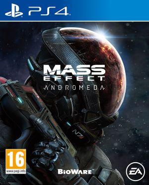 Mass Effect: Andromeda (No DLC) for PlayStation 4