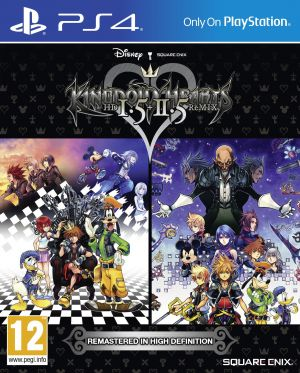 Kingdom Hearts HD 1.5 & 2.5 Remix for PlayStation 4