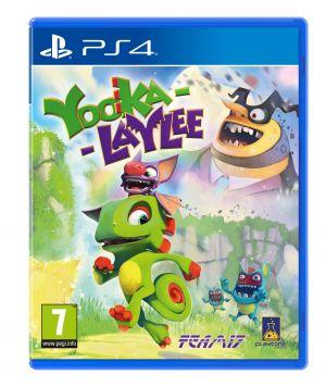 Yooka-Laylee for PlayStation 4