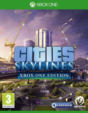 Cities Skylines for Xbox One