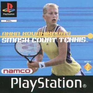 Anna Kournikova's Smash Court Tennis for PlayStation