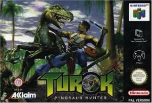 Turok: Dinosaur Hunter for Nintendo 64