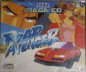 Road Avenger for Mega CD