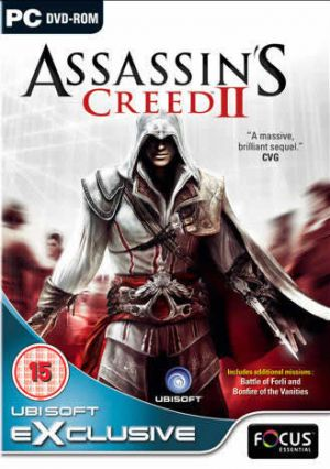 Assassin's Creed II [Reprint] for Windows PC