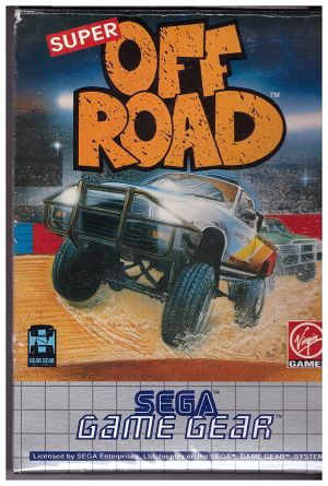Super Off Road for Sega Game Gear